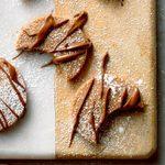 Chocolate Walnut Crescents