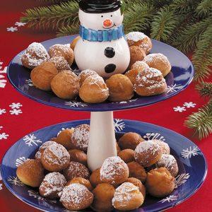 Christmas Doughnuts