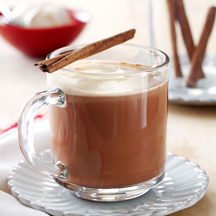 Cinnamon Mocha Coffee