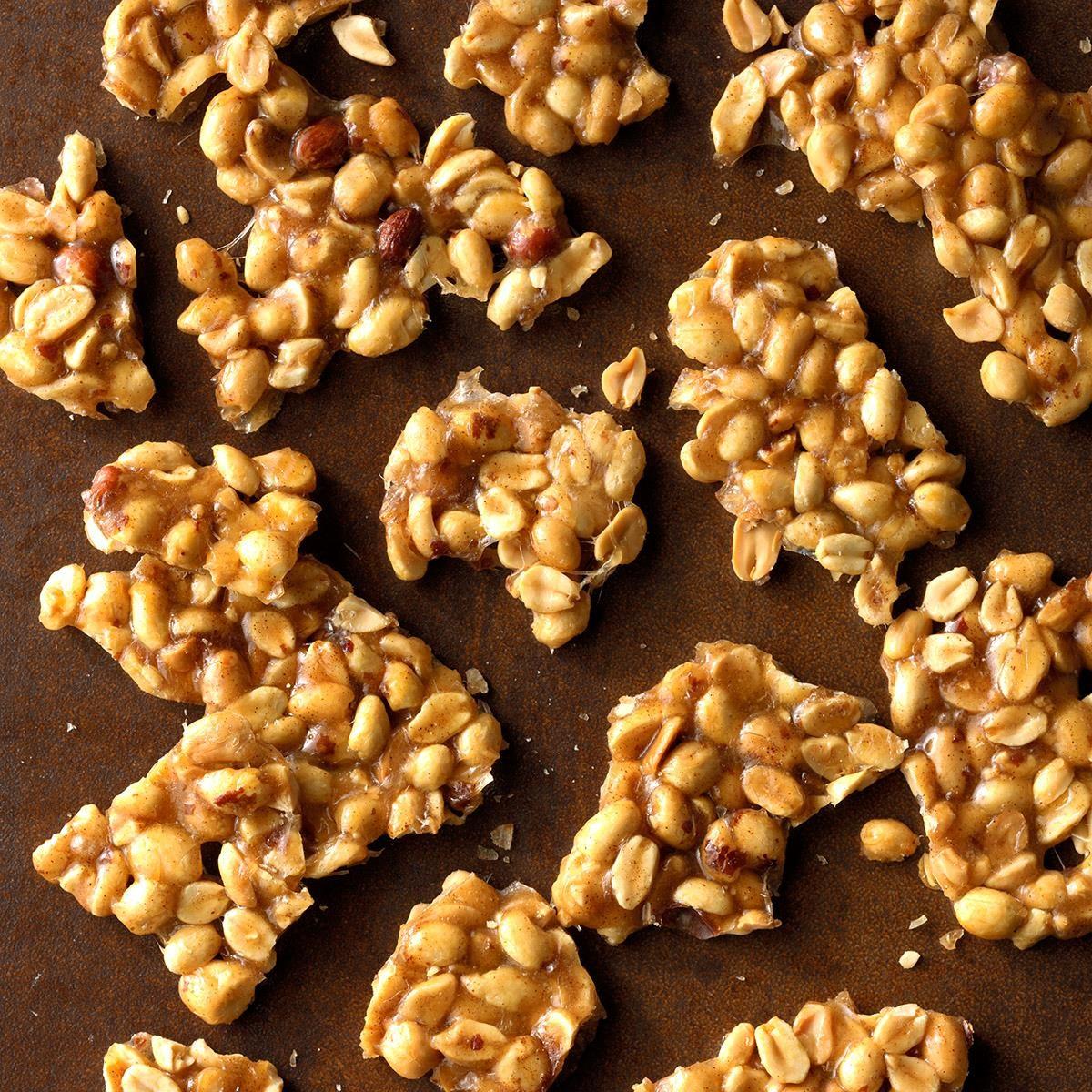Cinnamon + Peanut