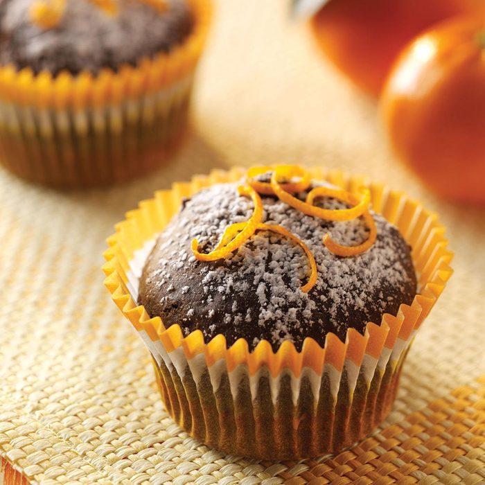 Citrus Chocolate Cupcakes