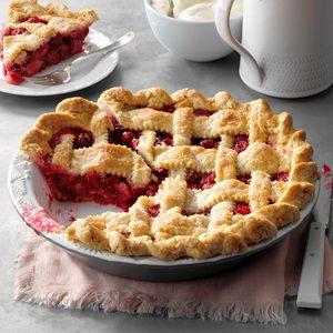Citrus Cranberry Pie