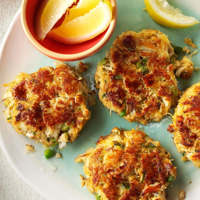 Inspired by: Cheesecake Factory Crispy Crab Bites