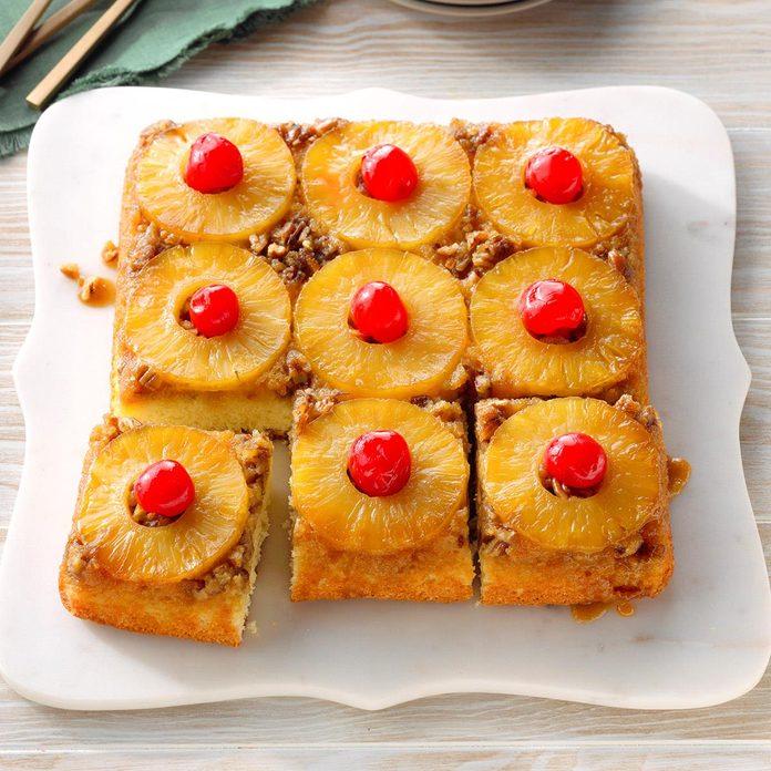 Classic Pineapple Upside-Down Cake