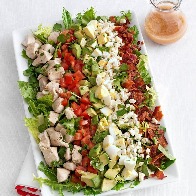 Inspired by: Cheesecake Factory Cobb Salad