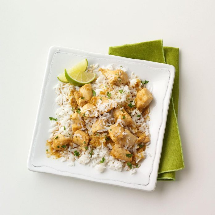 Inspired by: Chipotle's Cilantro-Lime Rice with Chicken