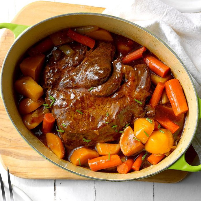 Company Pot Roast