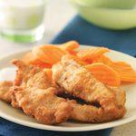 Contest-Winning Crispy Chicken Fingers