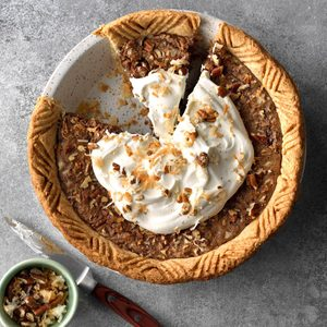 Contest-Winning German Chocolate Cream Pie