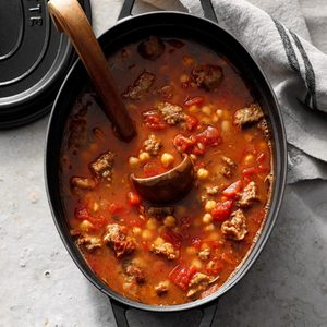 Country Sausage Soup