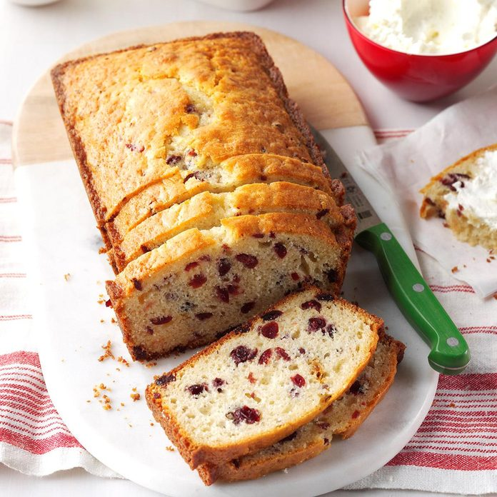 Cran-Almond Loaf