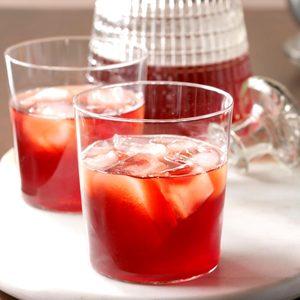 Cranberry Bourbon