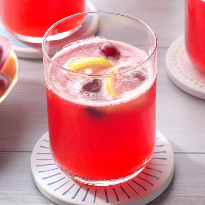 Cranberry Cherry Punch