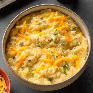 Creamy Cheese Potatoes
