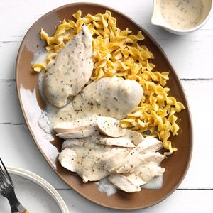Creamy Chicken and Thyme