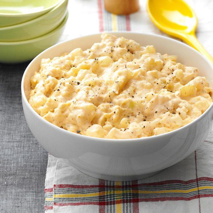 Creamy Hash Brown Potatoes