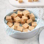 Creamy Peanut Butter Fudge