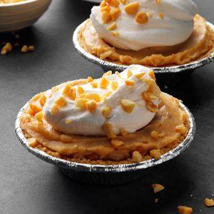 Crunchy Peanut Butter Tarts