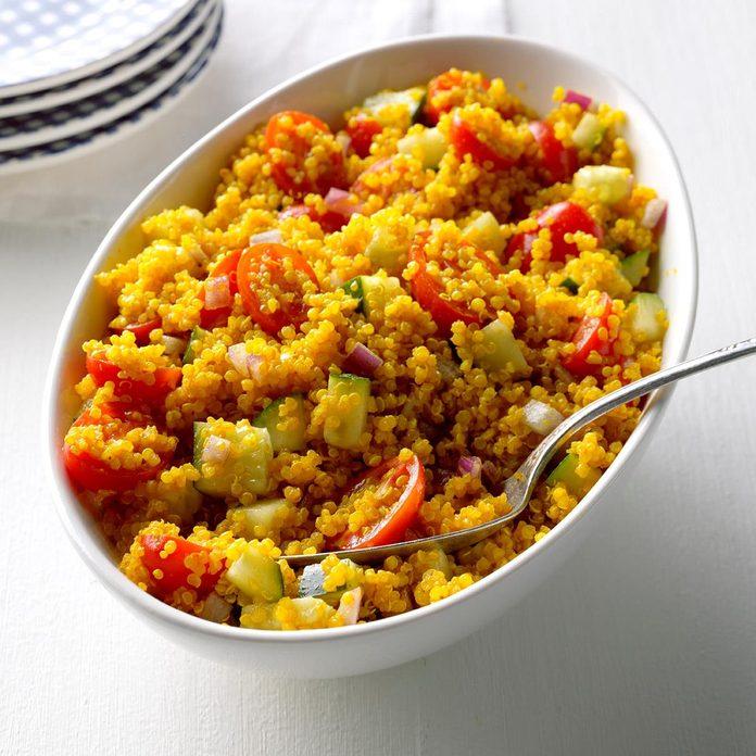 Curried Quinoa Salad Exps Sdjj17 200997 B02 17 7b 1