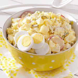 Deli-Style Potato Salad