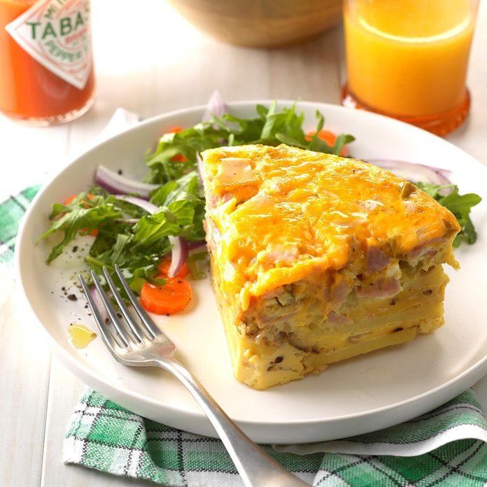 Denver Omelet Frittata