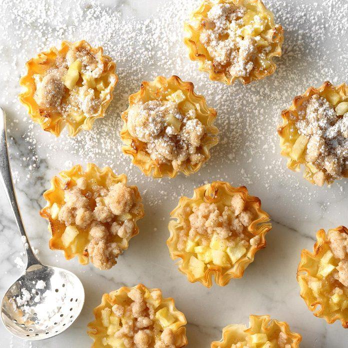 Dutch Apple Pie Tartlets Exps Lsbz18 147754 C01 18  4b 36