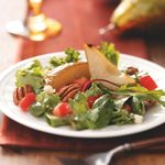 Gorgonzola Pear Tossed Salad