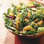 Beet Salad with Orange-Walnut Dressing
