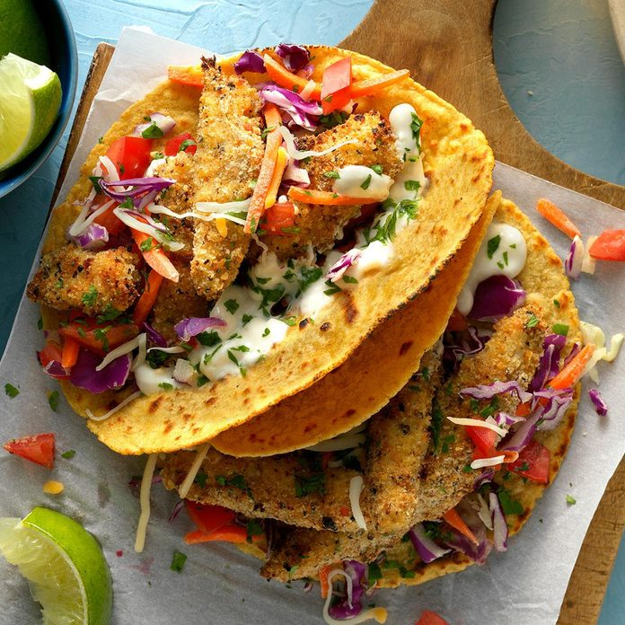 Inspired by: Cheesecake Factory Fish Tacos