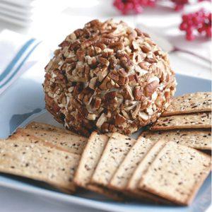 Gorgonzola & Cranberry Cheese Ball