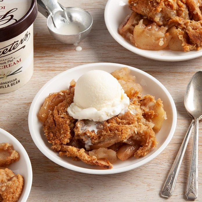 Easy Apple Crisp