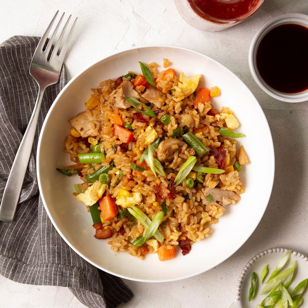 Tuesday: Easy Fried Rice