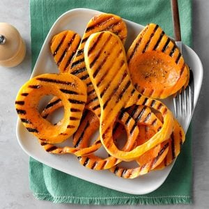 Easy Grilled Squash