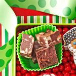 Easy Holiday Fudge