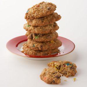 Easy Kitchen Sink Cookies