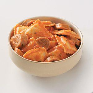 Easy Sausage & Ravioli