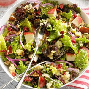 Elegant Cranberry Pear Salad