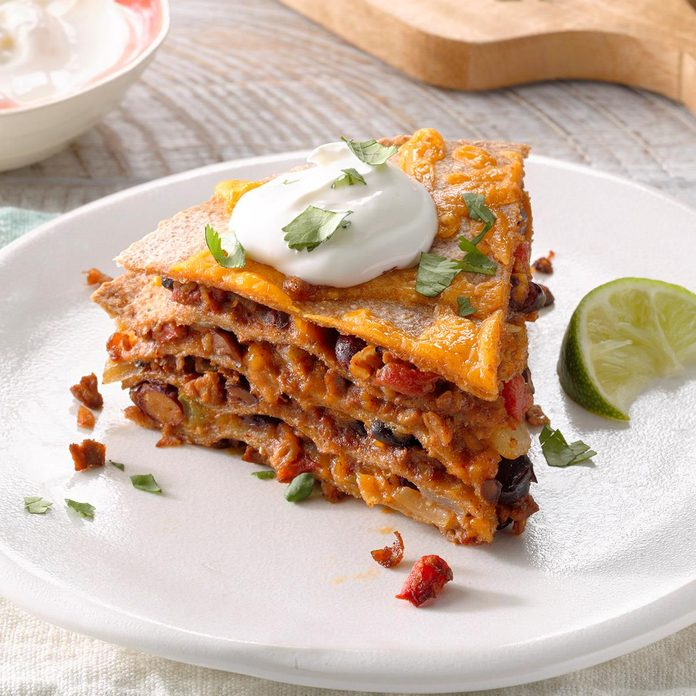 Enchilada Pie