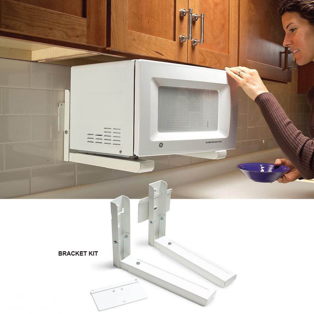 Over-the-counter microwave