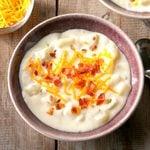 Favorite Baked Potato Soup
