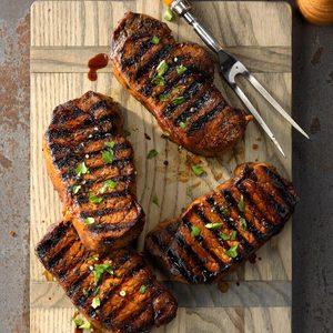 Favorite Grilled Pork Chops