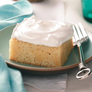 Favorite Tres Leches Cake