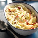 Fennel Salad with Citrus Dressing