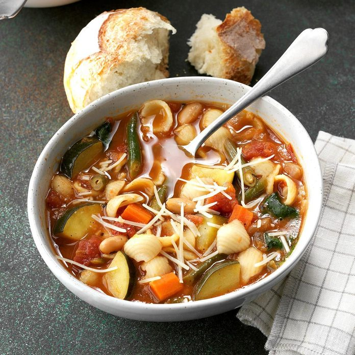Inspired by: Minestrone