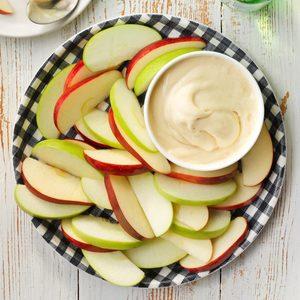 Fluffy Caramel Apple Dip