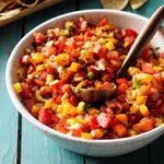 Four-Tomato Salsa