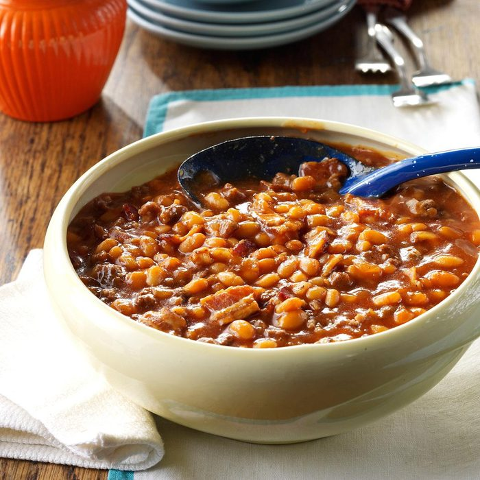 Fourth of July Baked Beans