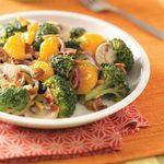 Fresh Broccoli/Mandarin Salad