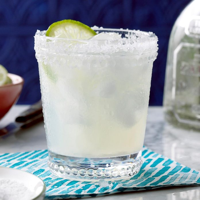 Inspired by: Chipotle's Lime Margarita