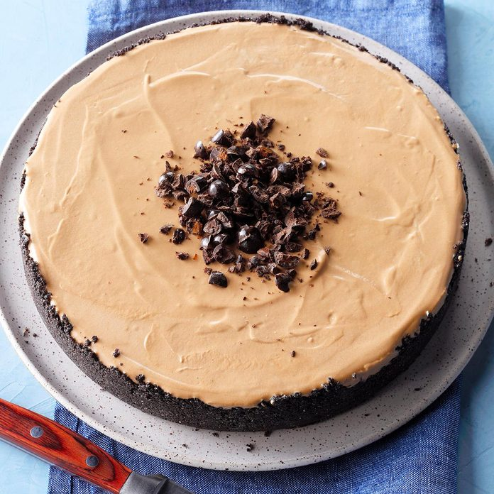 Inspired by: Cheesecake Factory Coffee & Cream Chocolate Supreme Cheesecake